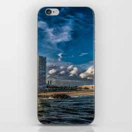 Modern Condos on Fort Lauderdale Beach iPhone Skin