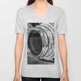 Classic Lenses Unisex V-Neck