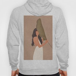 Shade of a Leaf Hoody