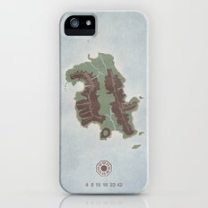 Lost Island Slim Case iPhone (5, 5s)