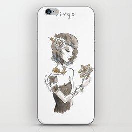 Virgo iPhone Skin
