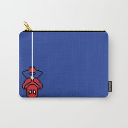 Spider-Pixel Carry-All Pouch