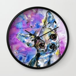Chihuahua No. 1 Wall Clock