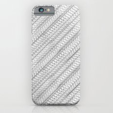 Overlapping Circles Pattern iPhone 6s Slim Case