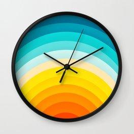 Gradiente Wall Clock