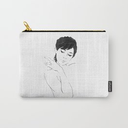 Amy. Carry-All Pouch