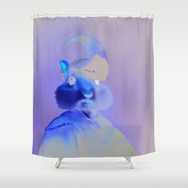 Dapper Shower Curtain
