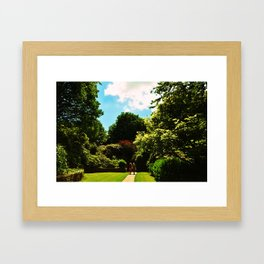 A Foreword from Forever Ago Framed Art Print