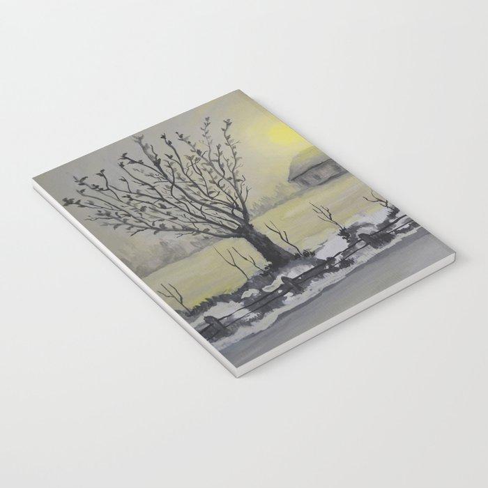 Track 6: Dark winter Notebook