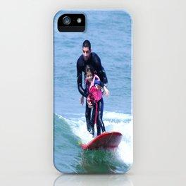 Matt & Alanna iPhone Case