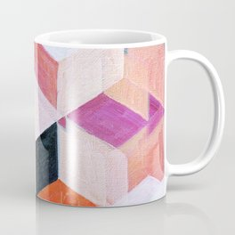 White Paint and Some Colors Coffee Mug