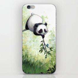 Panda Hello iPhone Skin