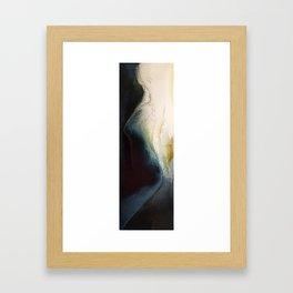 Towards Virginity Framed Art Print
