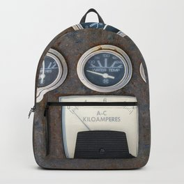 Industrial Machine Backpack
