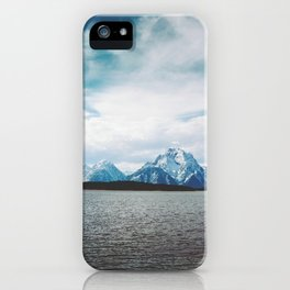 Dreaming of Mountains and Sky iPhone Case
