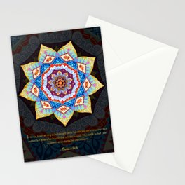 The Earth is One Country Stationery Cards