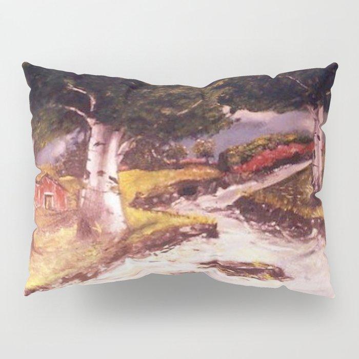 River Flow Pillow Sham