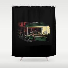Nightwalkers Shower Curtain