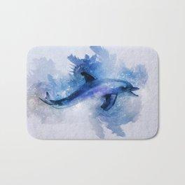 Dolphins Freedom Bath Mat