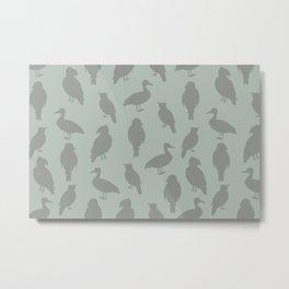Fly High (Wild Meadow) Metal Print