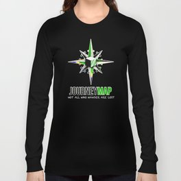 Journey Map Long Sleeve T-shirt