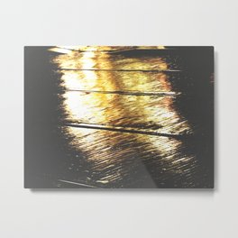 Rainy DayZ 21 Metal Print
