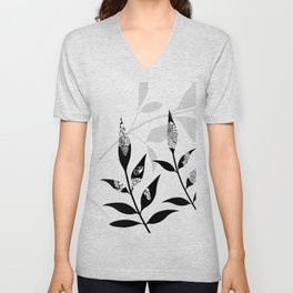 Shadow Play #1 Nature's Best Unisex V-Neck