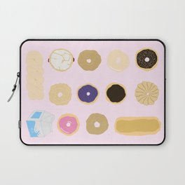Liz Lemon's Donut Order Laptop Sleeve