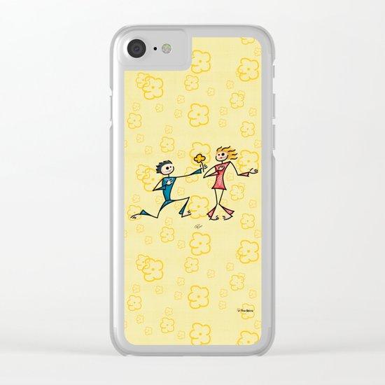 Like or dislike Clear iPhone Case