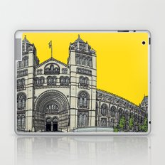 The Natural History Museum, London Laptop & iPad Skin