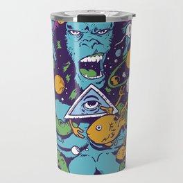Triangle Ape Travel Mug