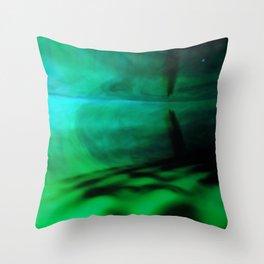 Blobs 3 Throw Pillow