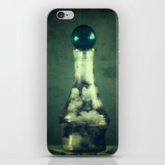 Little Heaven in a Bottle iPhone & iPod Skin