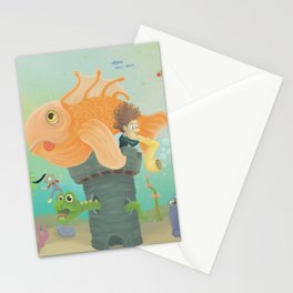 fishtank Stationery Cards