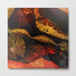 LARVA 1 Metal Print