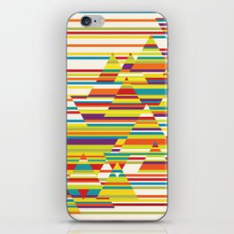 Harmony and Cacophony iPhone Skin