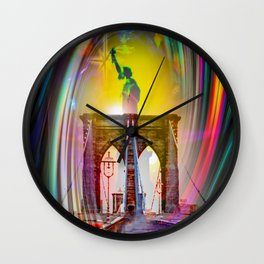New York NYC Wall Clock