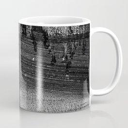 Grayscale Stains Coffee Mug