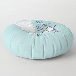 BFFS Floor Pillow