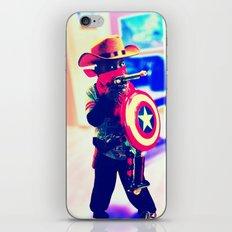 Cowboy America iPhone Skin