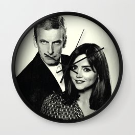 Dr. and Mrs. Oswald Wall Clock