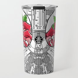 Rebel Alliance Millennium Falcon Travel Mug