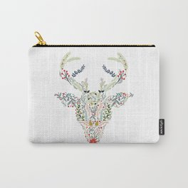 Deer from the Woods Carry-All Pouch