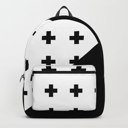 Memphis pattern 76 Backpack