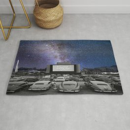 Drive-In Rug