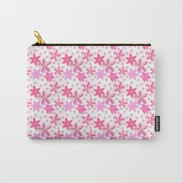 A Profusion Of Pink Carry-All Pouch