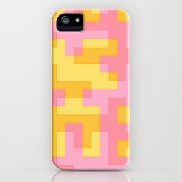 pixel 001 02 iPhone Case