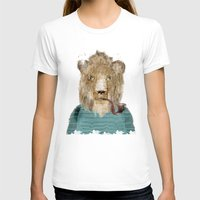 jeep T-shirts featuring jeep the lion by bri.buckley