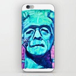 Frankenstein Halloween Zombie iPhone Skin