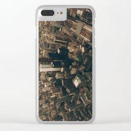 Toronto Ontario Canada Clear iPhone Case